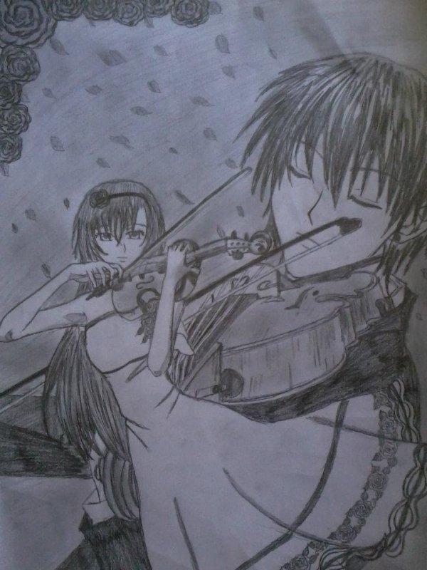 un petit dessin que j'ai fait =D
