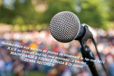 .Rendez-vous aux Maison de jeunes de tissemsilt le 1er mai 2011.