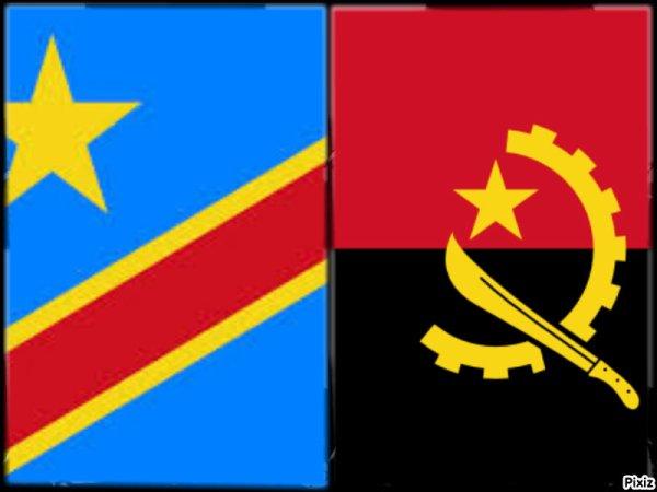 Congo & Angola