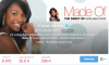 Coco Jones m'a follow sur Twitter
