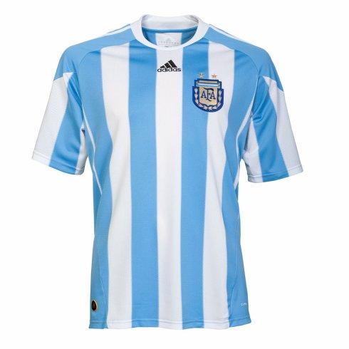le maillot de l'argentine