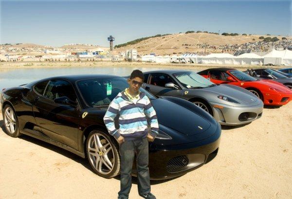 moi   et  mes  voiture