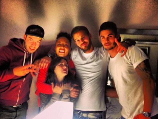 Harlem Shake de Matt avec Nyco LILLIU, Baptiste GIABICONI et ZAHO