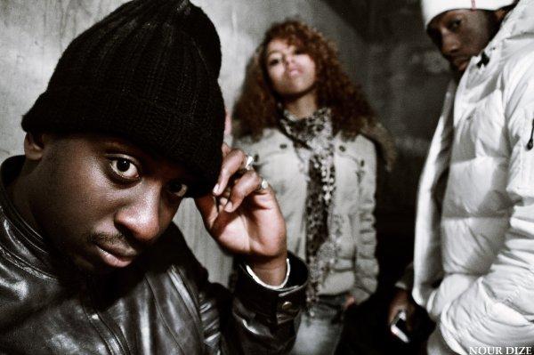 """Shooting du making of """"Banlieue Sud Muzik"""" Son+Clip Disponible sur www.freestylederue.fr"""