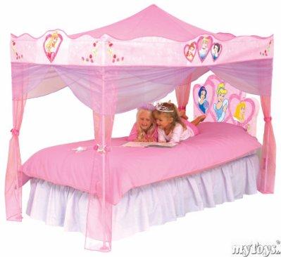 le lit des princesse - Lit De Princesse