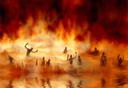 Plongé dans l'entre du Démon je brule pour une Divine Diablesse ^^