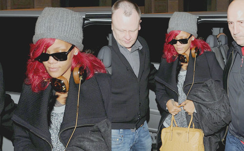 Rihanna in Milano !