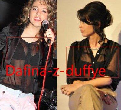 Kengetaret e Kopjojn Dafina Zeqiri-n