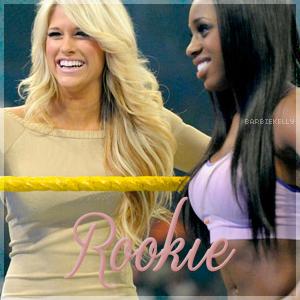 La perfection, c'est elle ♥   Sa rookie Naomi