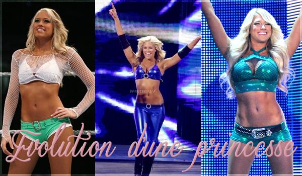 La perfection, c'est elle ♥  Evolution d'une princesse