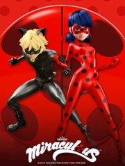 Miraculous, les aventures de Ladybug et Chat Noir (Miraculous Ladybug)