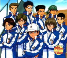Tennis no Ouji-sama (Prince of Tennis)