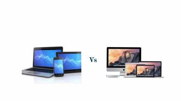 MAC ou PC?