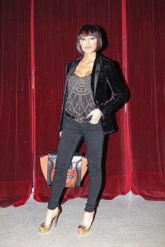 Nouveau look d'Anna Tatangelo :)