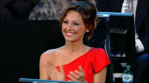 Anna sélectionnée dans le jury de Miss Italia (1)