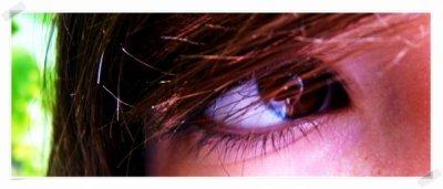 Je n'ai pas besoin d'autres horizons que tes yeux, Ma Meilleure Amie. ♥
