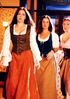 Charmed ➜ 3x04 : Halloween chez les Halliwell