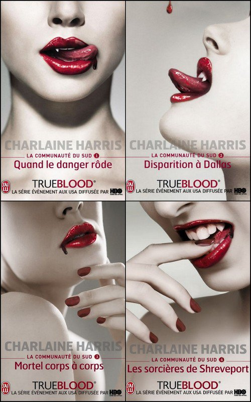 True Blood ➜ La Communauté du Sud