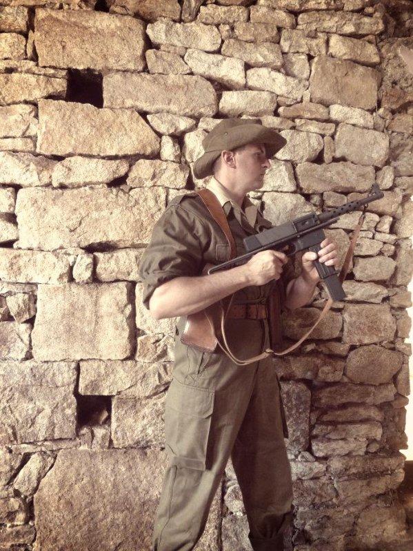 9e régiment de zouaves en 1956