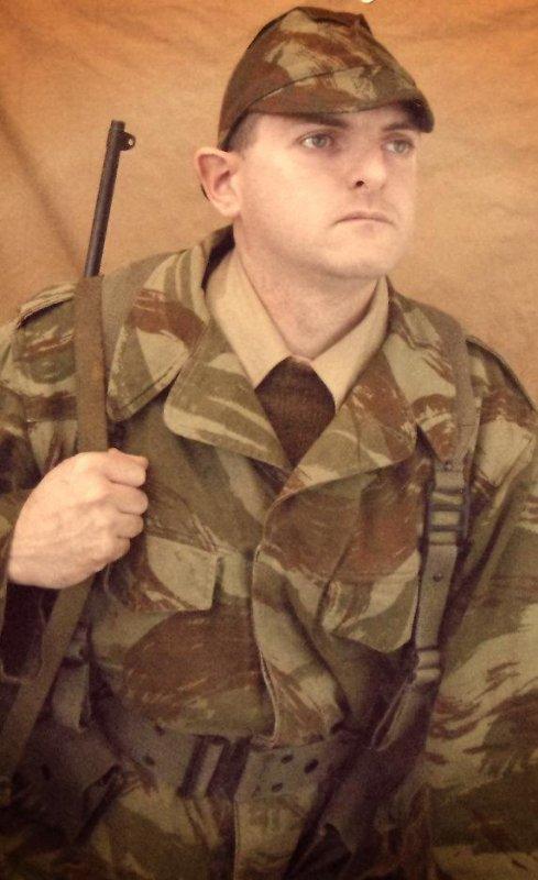commando de chasse Algérie 1960