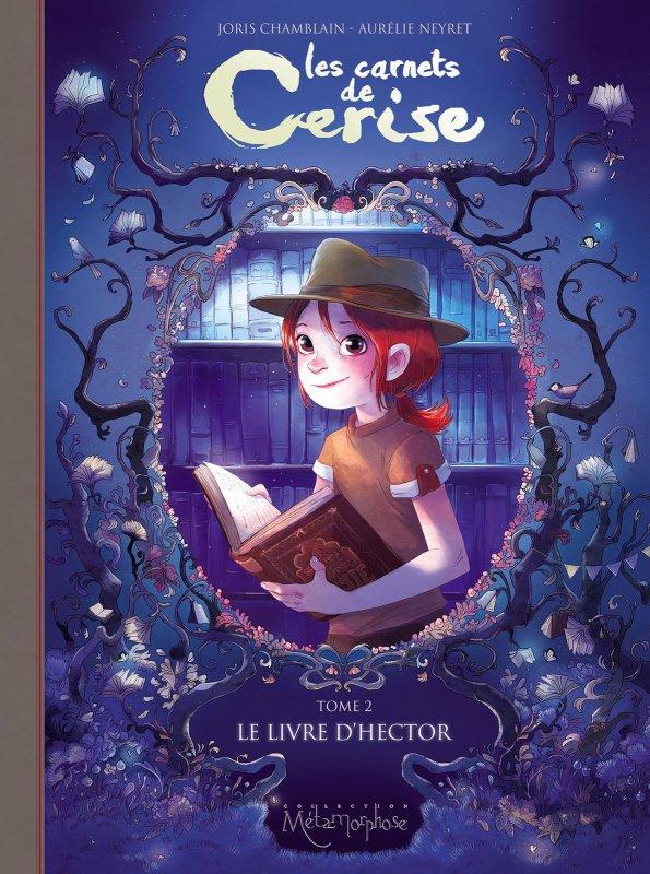 Les carnets de Cerise Tome2 Le livre d'Hector