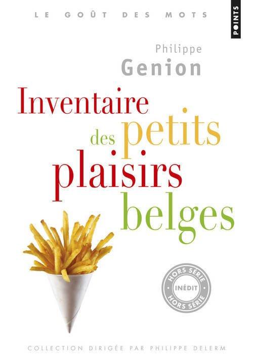 Inventaires des petits plaisirs belge