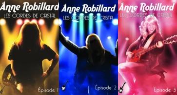 Les cordes de cristal épisode 1 et  2