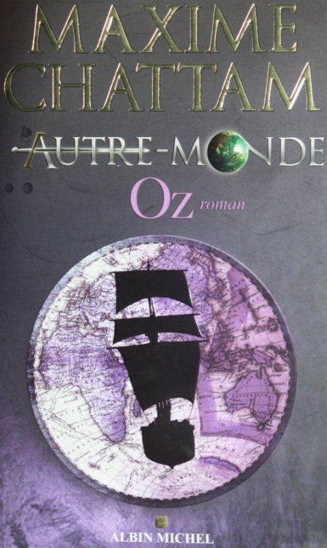 Autre-monde tome 5 Oz