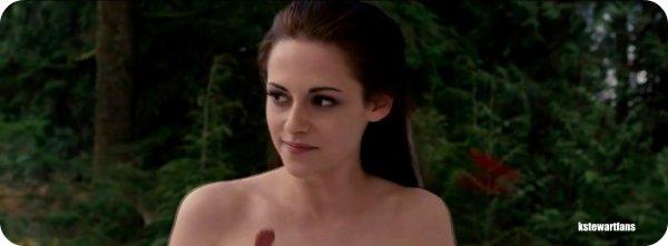 Breaking Dawn partie 1 : le cauchemar de Bella