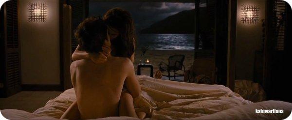 Breaking Dawn partie 1 : Bella et Edward