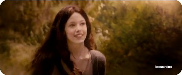 Breaking Dawn partie 1 : Jacob et Renesmée