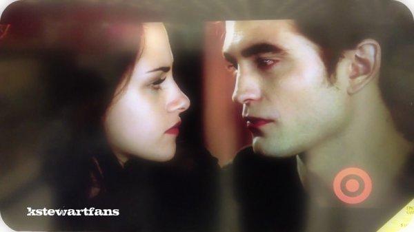 Breaking Dawn partie 2 : scène Bella et Edward
