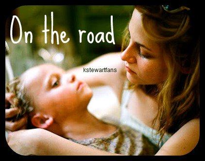 """nouveau still de """" On the Road """""""