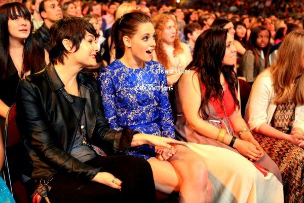 Kristen aux Teen Choice Awards