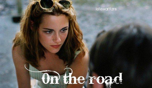 """Nouveaux still de """" 0n the road """""""