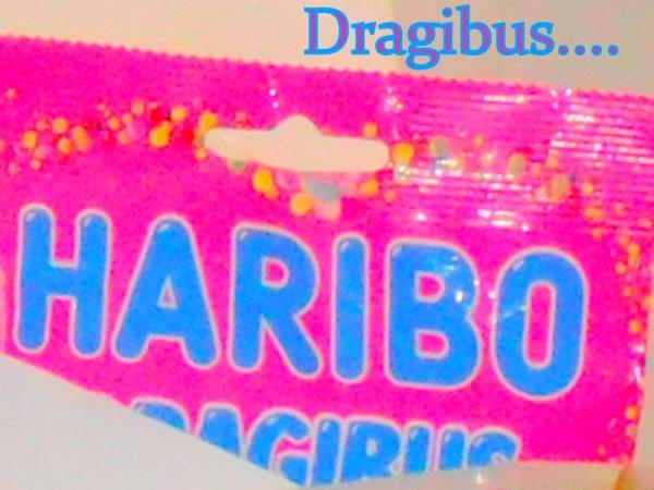 Petite Pause Gourmande.......Haribo !! ♥