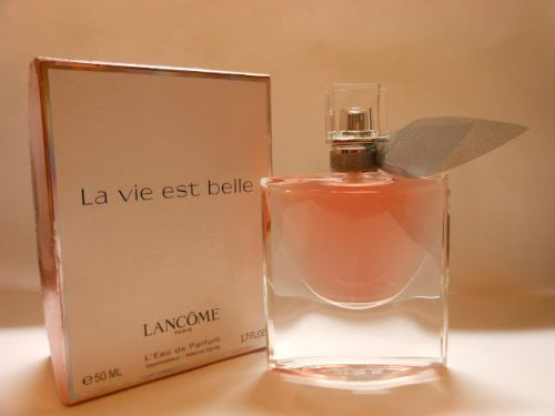 Lanc me la vie est belle date de cr ation en 2012 - Parfum lancome la vie est belle pas cher ...