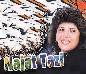 New  Najat TaZi 2011