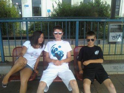 Antooine ; Morgaane & Clement :D