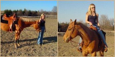 My Horse, <3