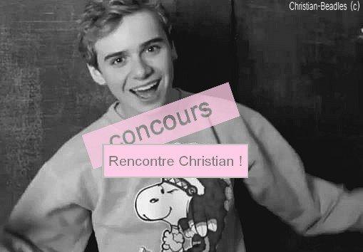RENCONTRE CHRISTIAN ! + Nouvelles vidéos