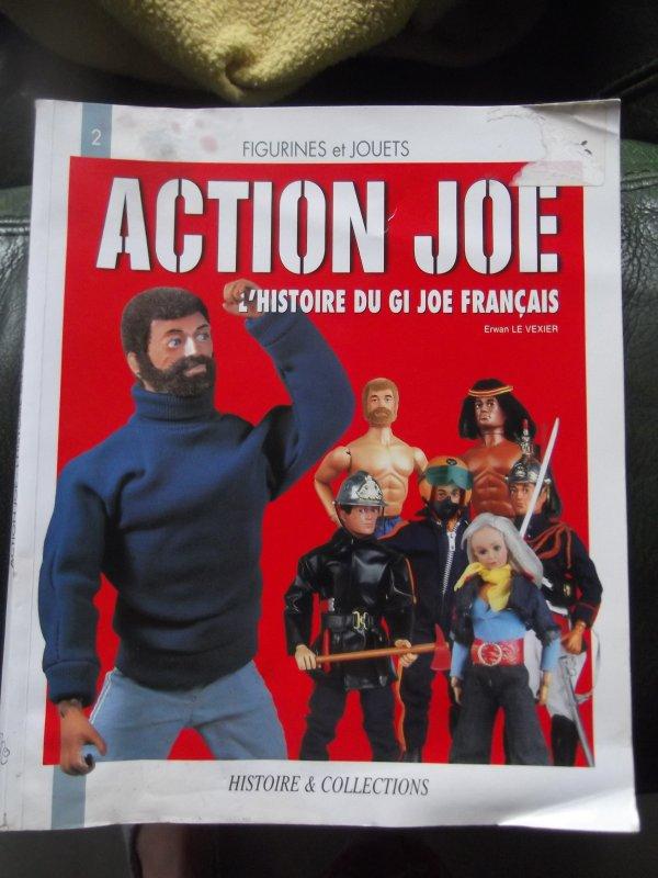 Livre Action Joe