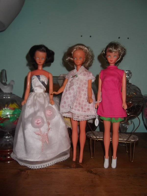 Un trio de Bellita