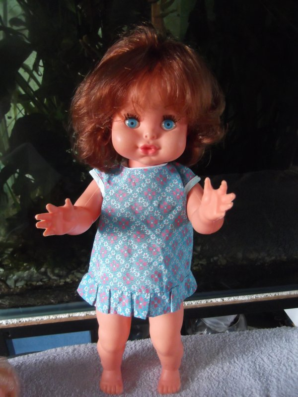 poupée de bazar italienne