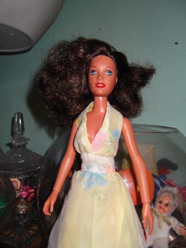 Darci, une cover girl de 1979