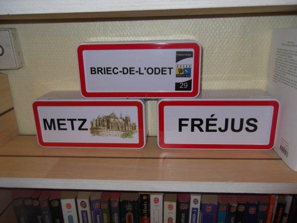 Fréjus on the air...