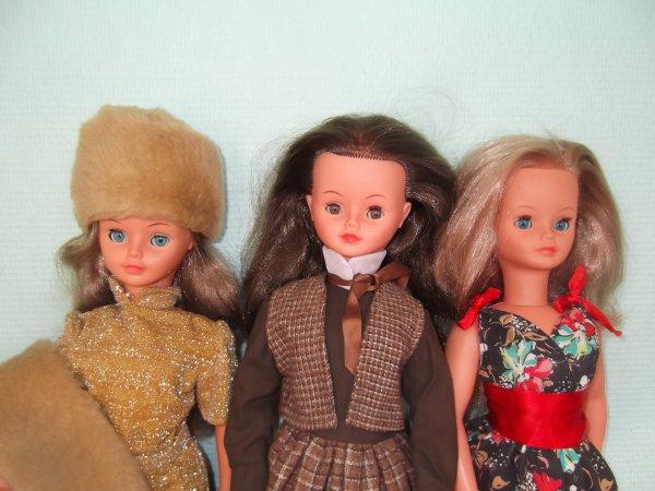 Année 1980 : les trois sont de cette année!!