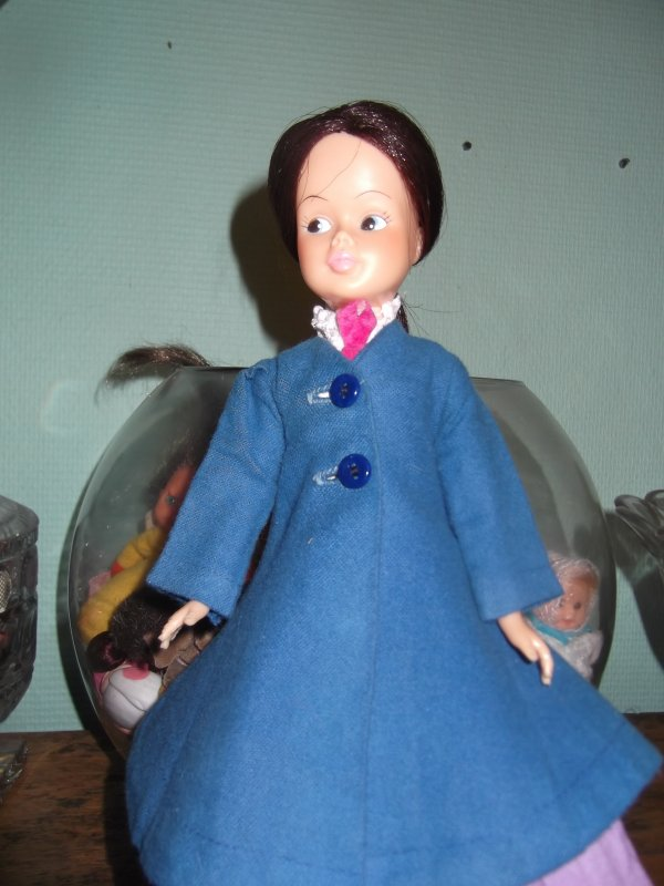 Mary Poppins, the doll