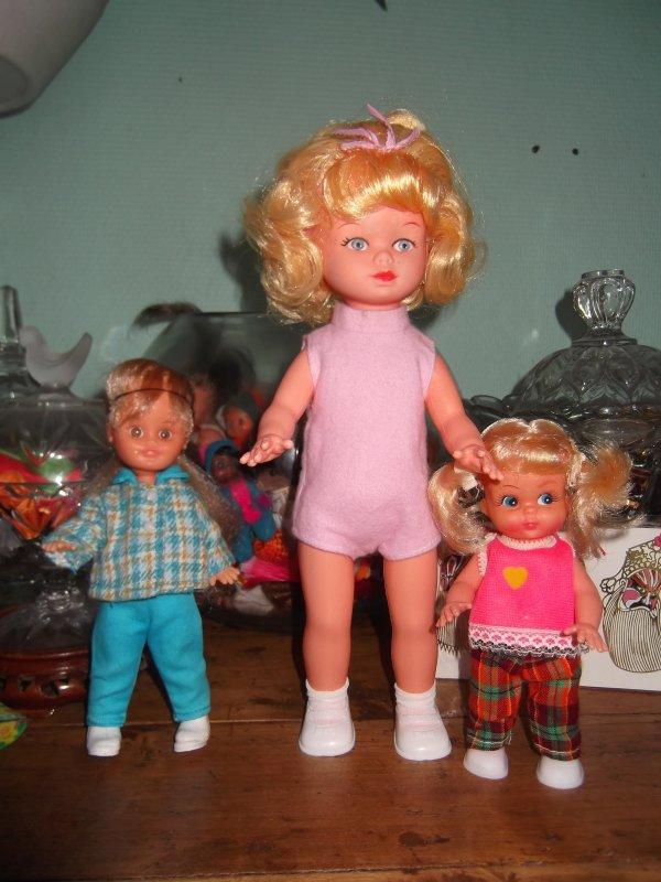 Hong Kong, mes poupées fétiches