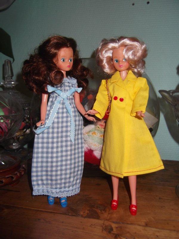 Un blister c'est bien, sur une poupée c'est mieux.